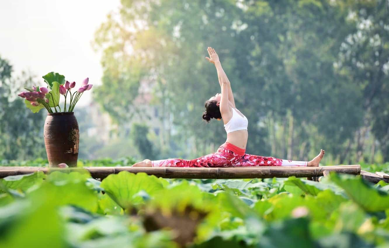 yoga for back pain in coimbatore